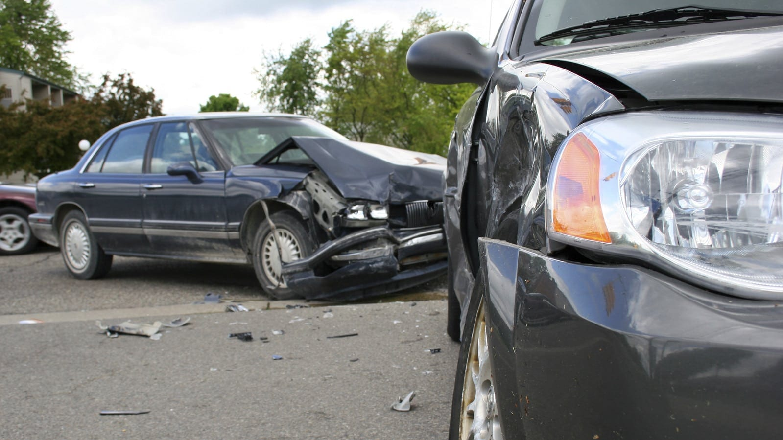 Car Accident Fault | Peter N. Davis & Associates