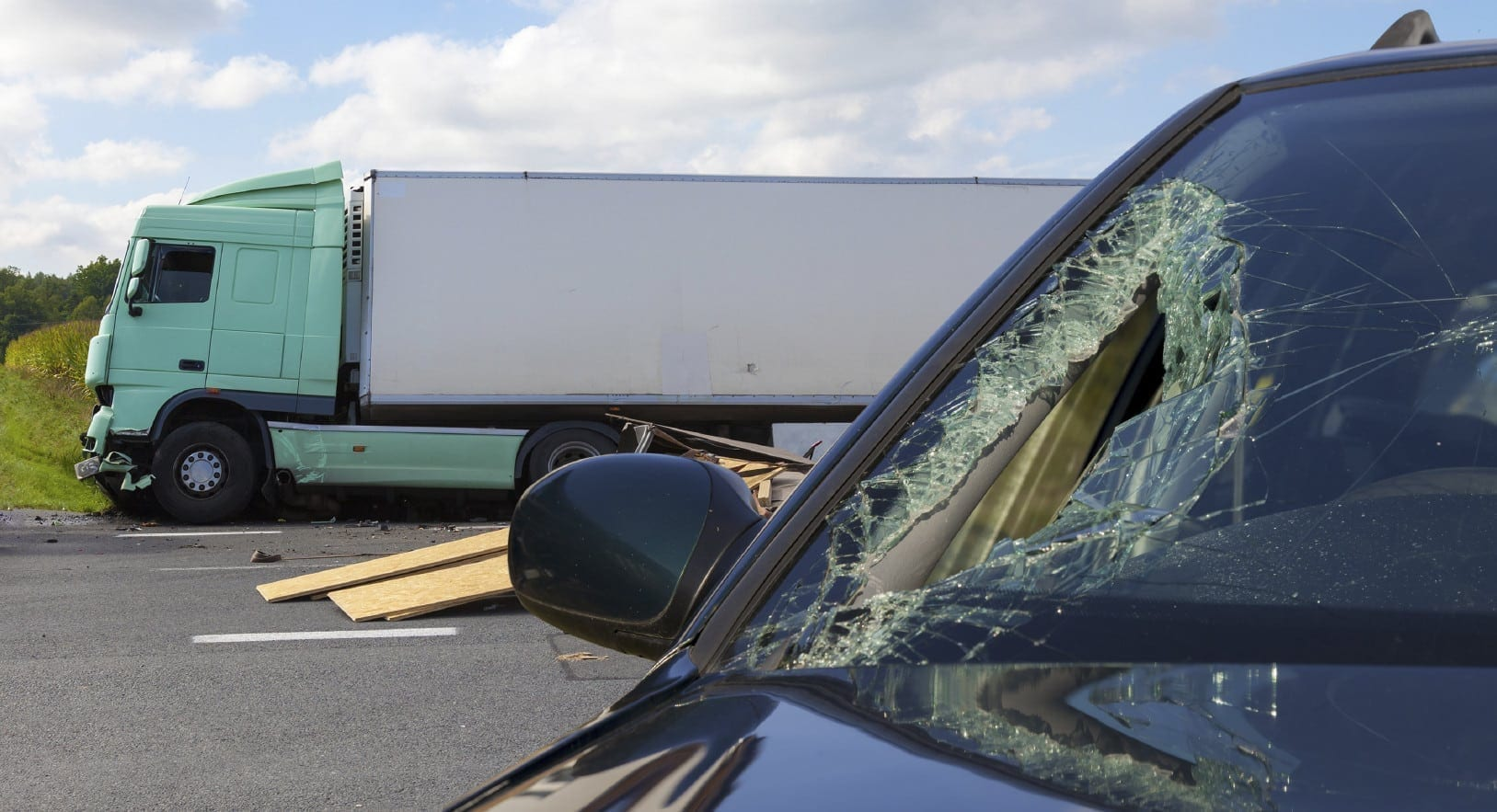 Truck Accident | Peter N. Davis & Associates