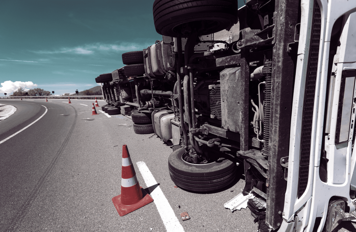 New Jersey Truck Accident Lawyers Hero Image